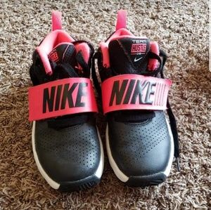 Girls Nike basketball shoes